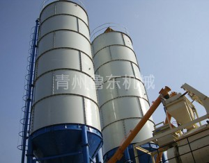 100T cement warehouse